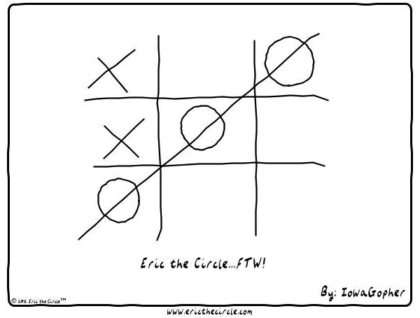 Eric the Circle Comic Strip for September 19, 2019