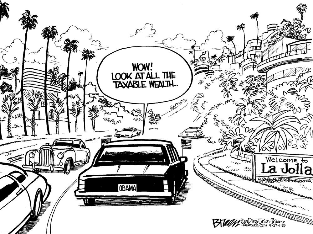 Steve Breen Comic Strip for September 27, 2011