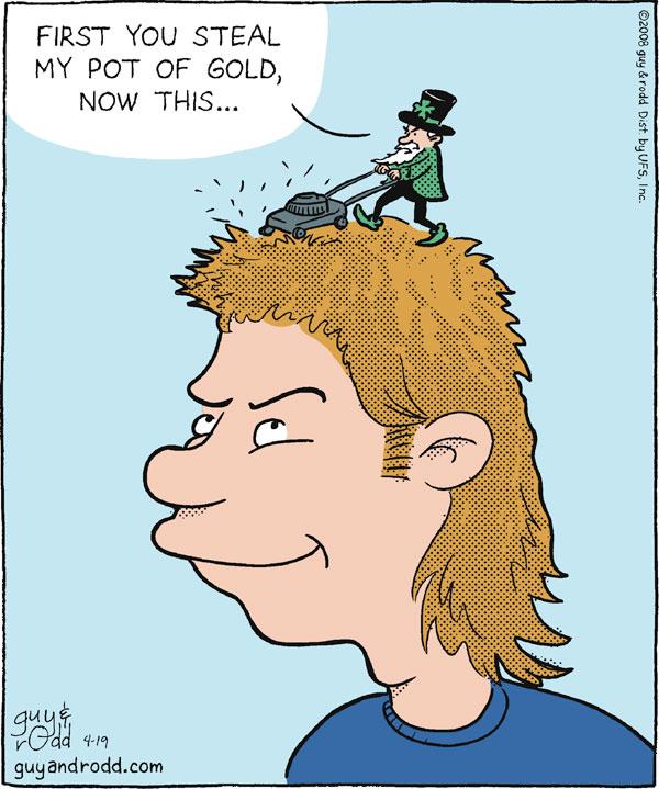 Brevity Comic Strip for April 19, 2008