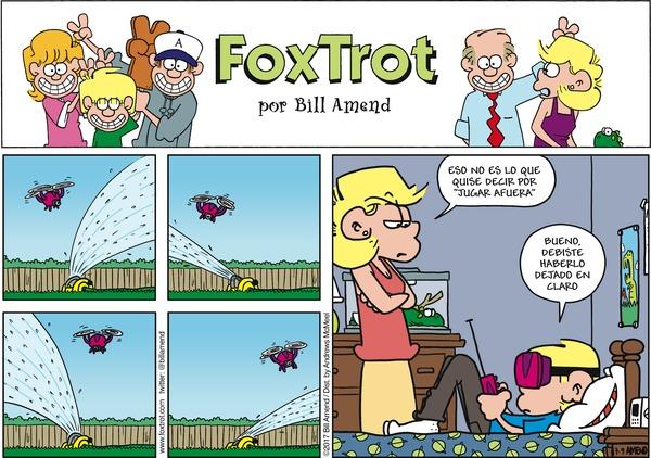FoxTrot en Español