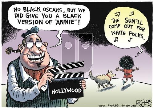 Rob Rogers on Sunday January 18, 2015 Comic Strip