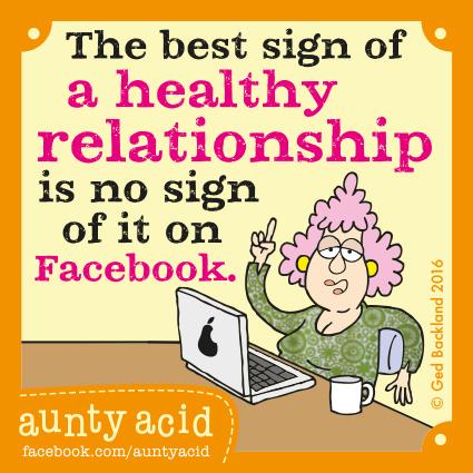 Aunty Acid Comic Strip for June 12, 2016