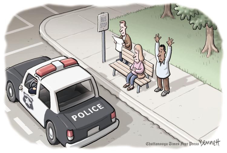 Clay Bennett Comic Strip for August 15, 2014