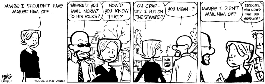 The Norm Classics Comic Strip for January 14, 2020