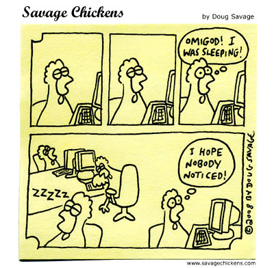 Savage Chickens Comic Strip for August 28, 2012