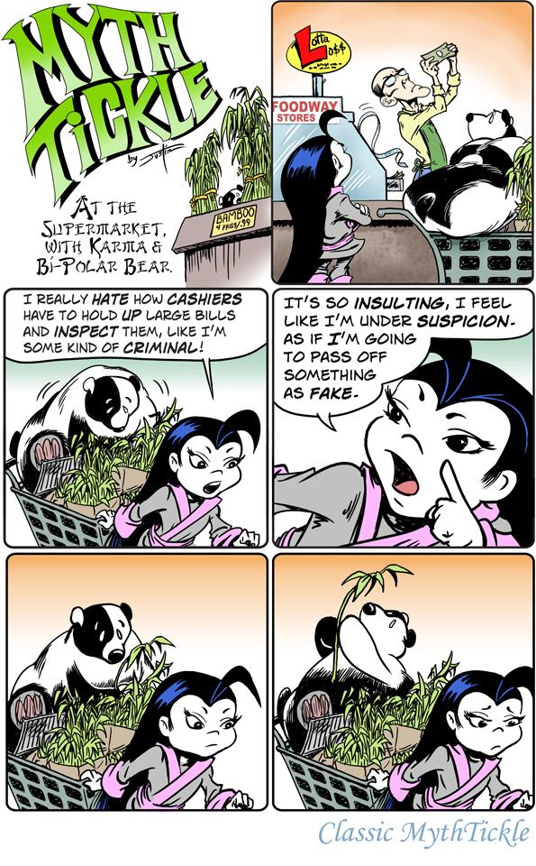 MythTickle Comic Strip for September 28, 2020