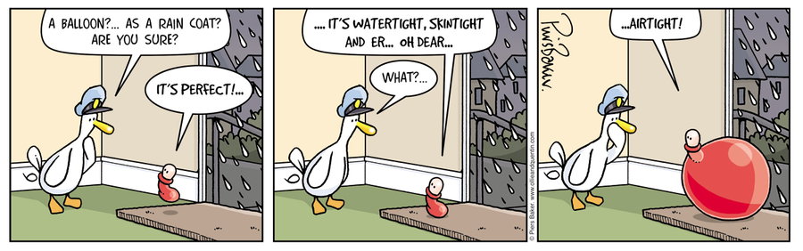 Ollie and Quentin Comic Strip for September 27, 2012