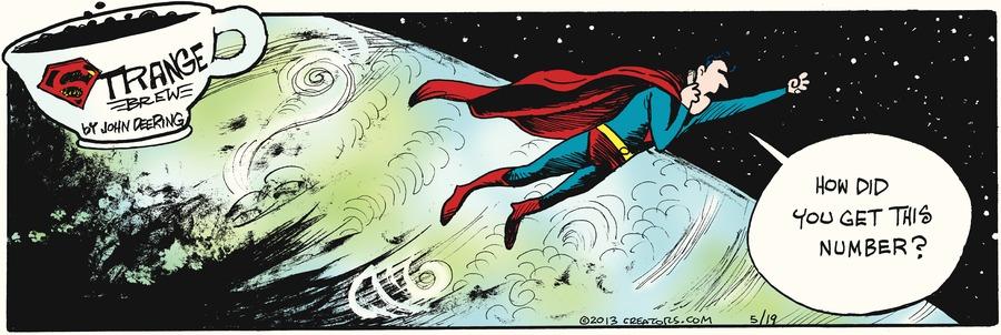 Strange Brew for May 19, 2013 Comic Strip