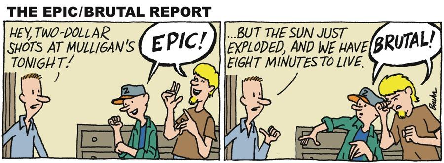 Super-Fun-Pak Comix Comic Strip for March 26, 2017