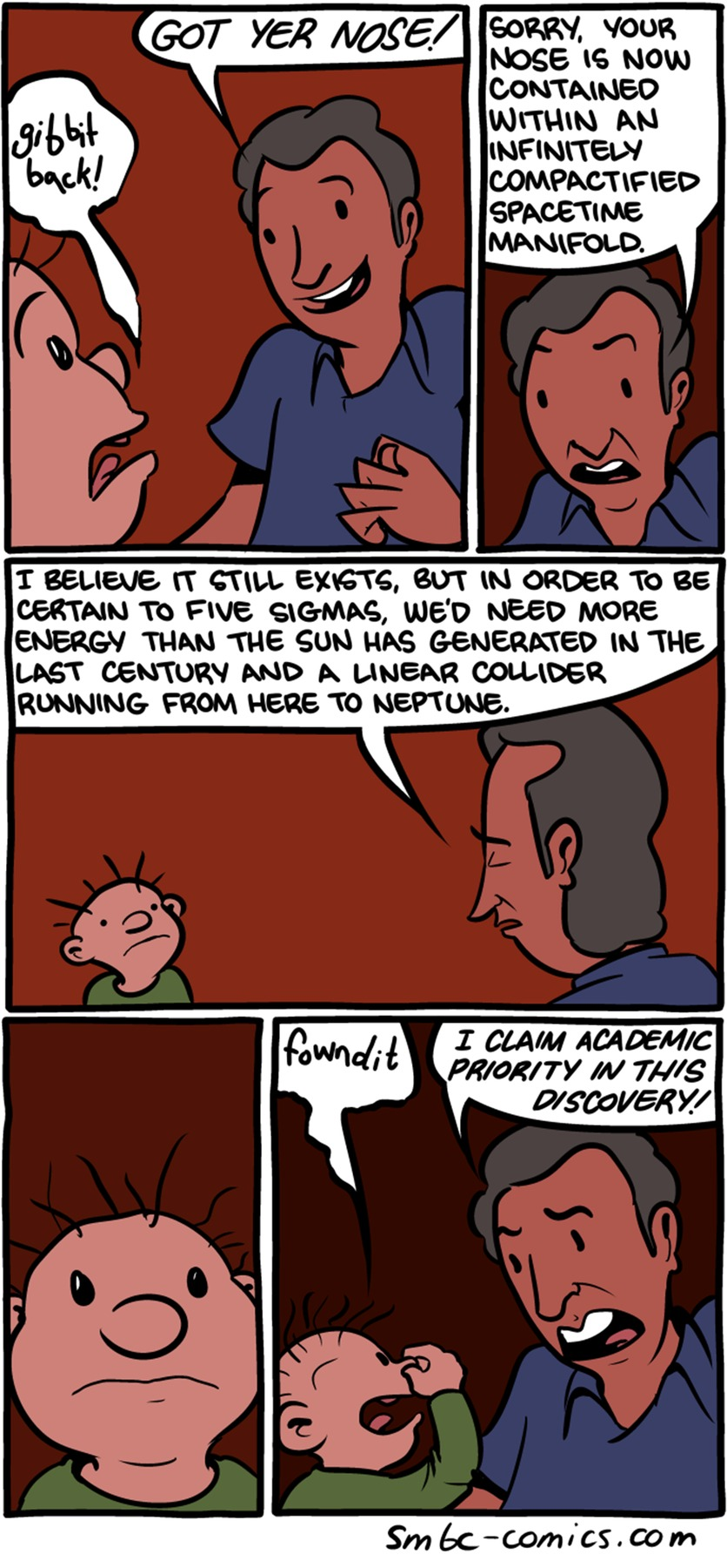 Saturday Morning Breakfast Cereal Comic Strip for May 17, 2015