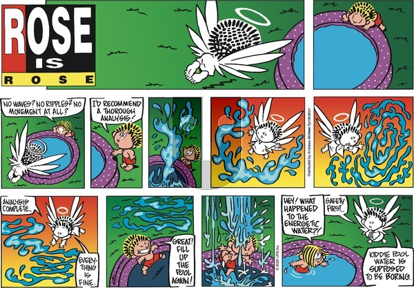 Rose is Rose - Sunday August 16, 2020 Comic Strip