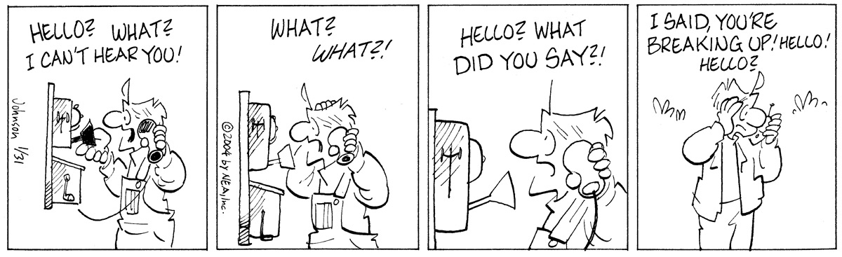 Arlo and Janis for Jan 31, 2004 Comic Strip