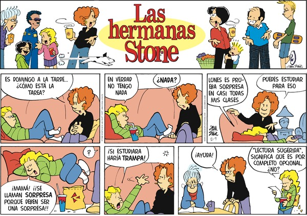 Collectible Print of stone soup en espanol