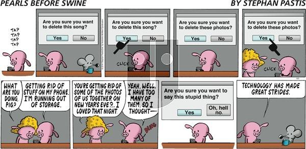 Pearls Before Swine on June 3, 2018 Comic Strip
