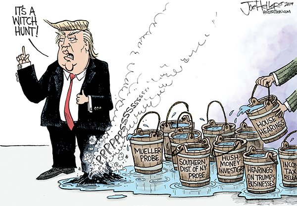 Joe Heller by Joe Heller for March 05, 2019