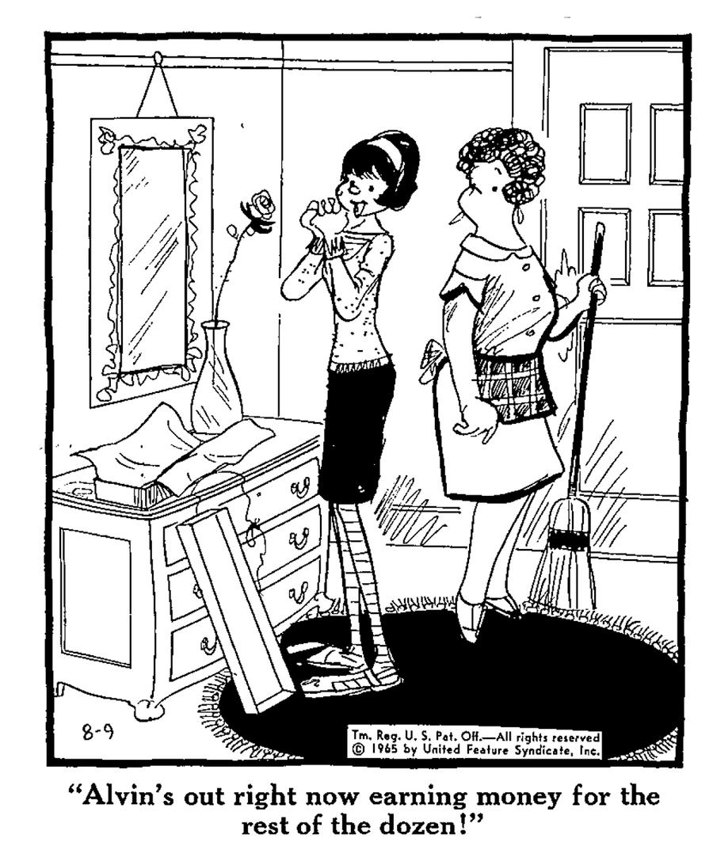 Emmy Lou for Jun 14, 2013 Comic Strip