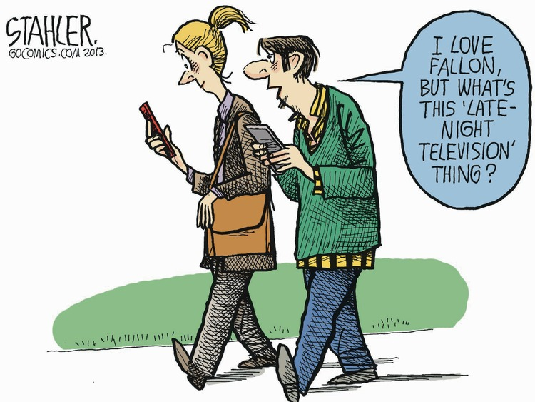Jeff Stahler Comic Strip for March 24, 2013