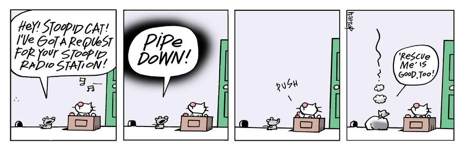 Ten Cats by Graham Harrop on Fri, 30 Apr 2021