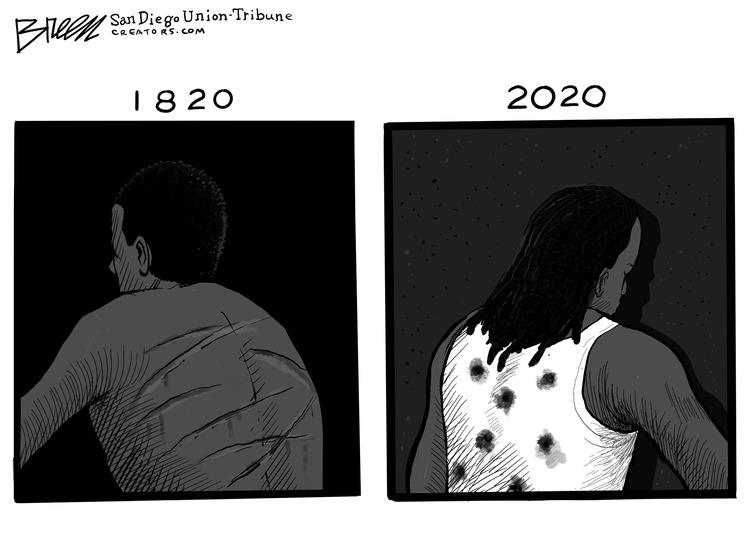 Steve Breen Comic Strip for August 30, 2020