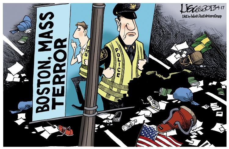 Lisa Benson Comic Strip for April 17, 2013