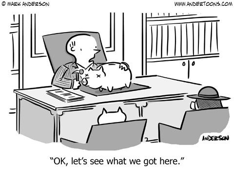 Andertoons for Aug 20, 2016 Comic Strip