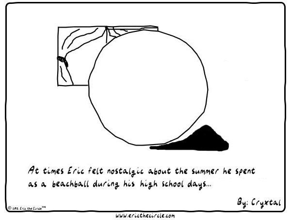 Eric the Circle for Mar 7, 2013 Comic Strip