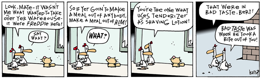 Ten Cats for Oct 19, 2013 Comic Strip
