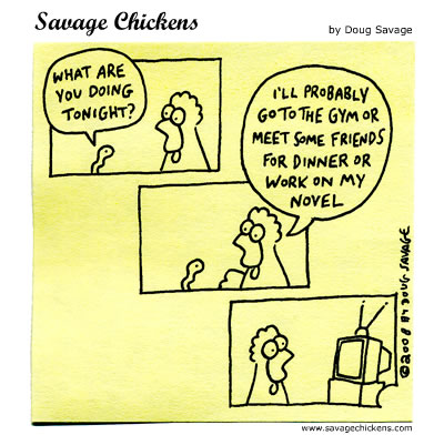 Savage Chickens Comic Strip for September 27, 2012