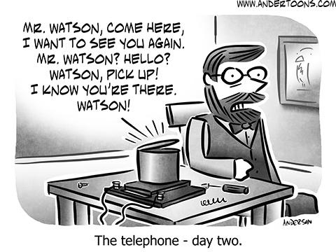 Andertoons Comic Strip for September 15, 2021
