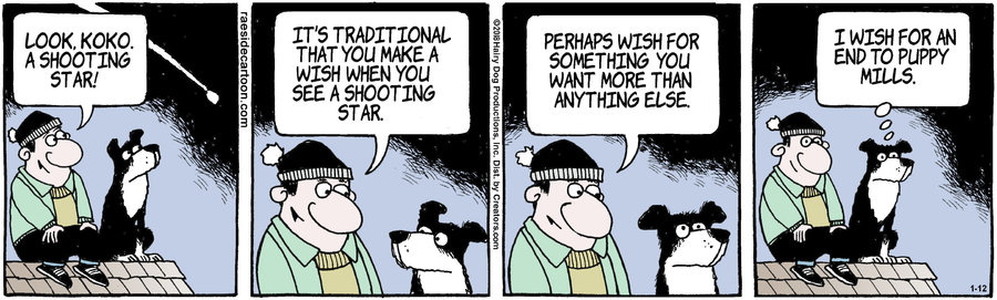 The Other Coast for Jan 12, 2018 Comic Strip