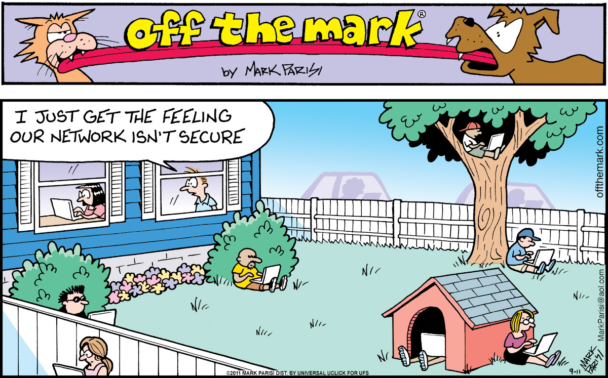 Off the Mark for Sep 11, 2011 Comic Strip