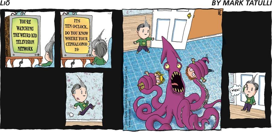 Lio for Sep 26, 2010 Comic Strip