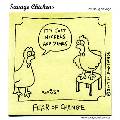 Savage Chickens Comic Strip for November 14, 2018