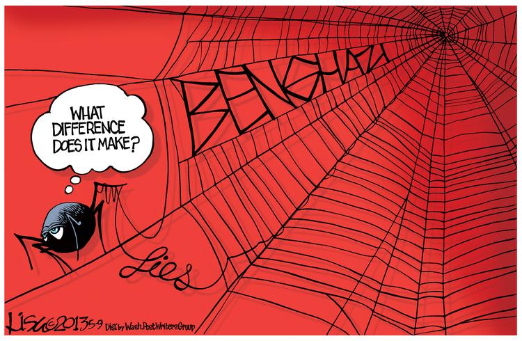 Lisa Benson Comic Strip for May 09, 2013