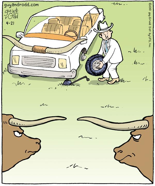 Brevity Comic Strip for April 21, 2010
