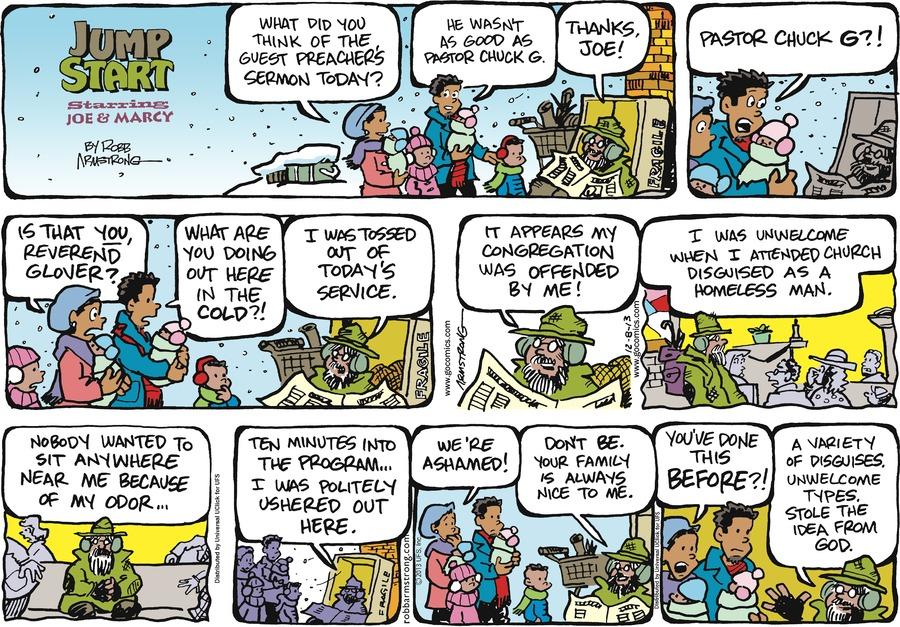JumpStart Comic Strip for December 08, 2013