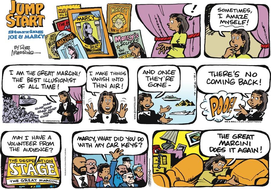 JumpStart Comic Strip for September 26, 2021