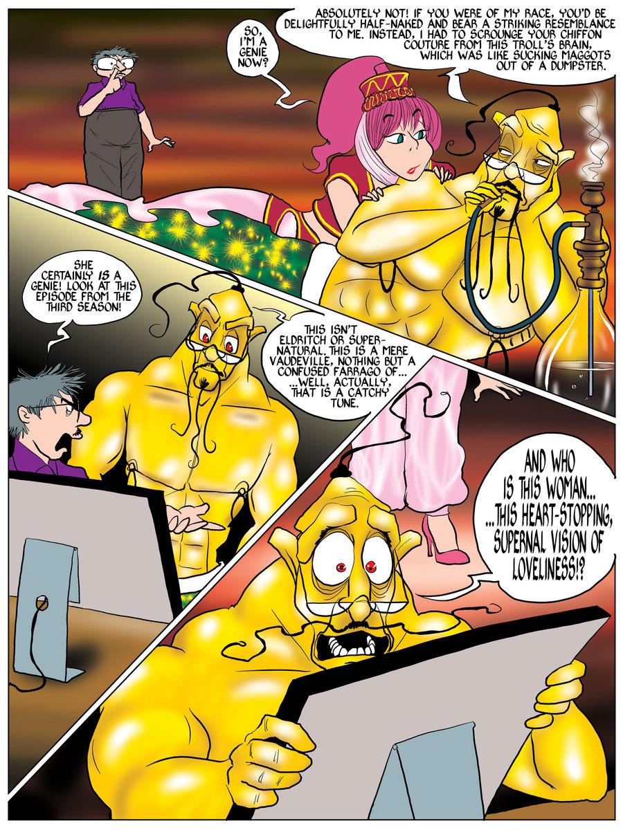 Pibgorn Comic Strip for January 03, 2018