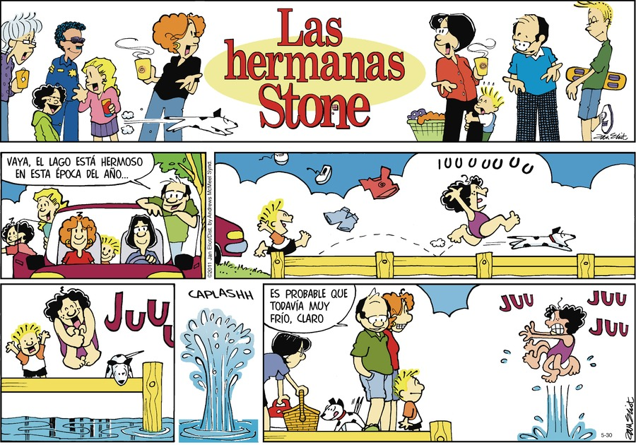 Las Hermanas Stone by Jan Eliot on Sun, 30 May 2021