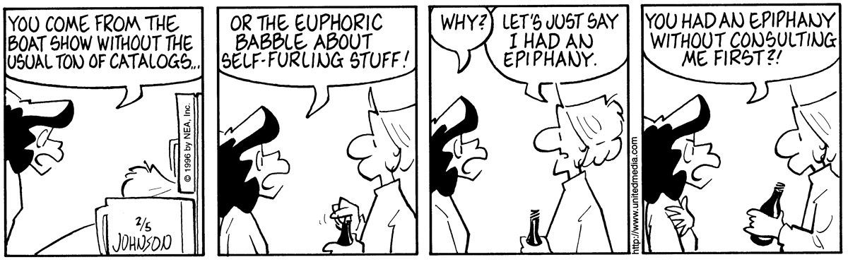 Arlo and Janis Comic Strip for February 05, 1996