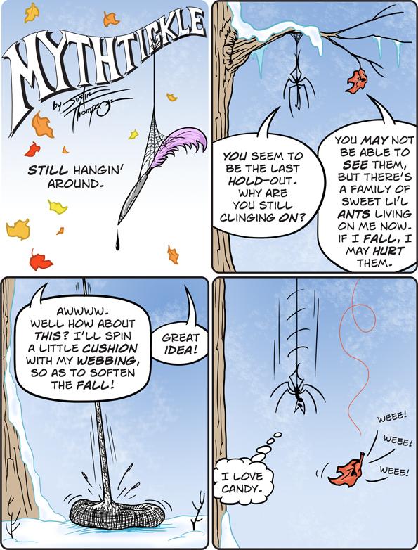MythTickle Comic Strip for December 02, 2019