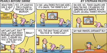 Pearls Before Swine (October 14, 2007)