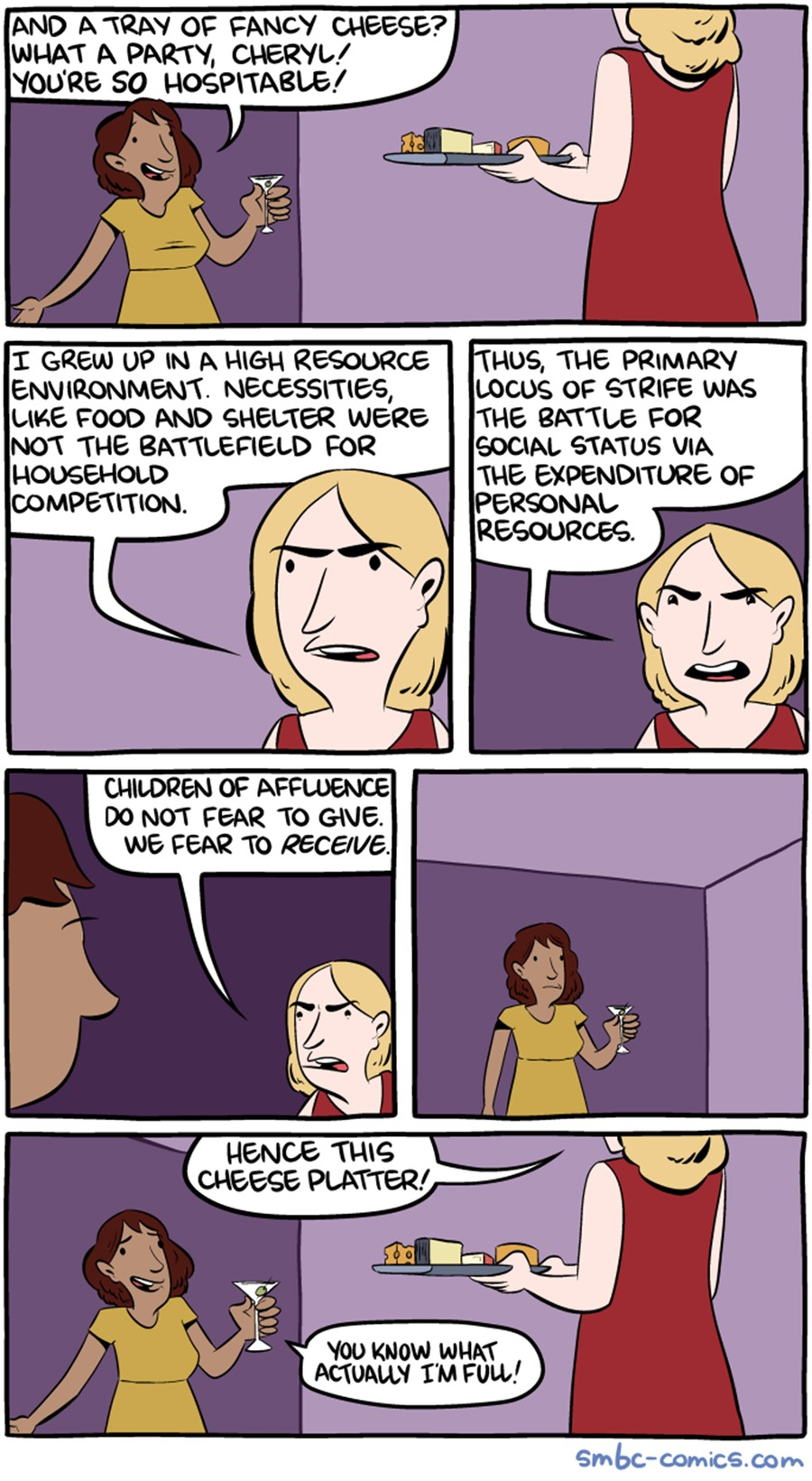 Saturday Morning Breakfast Cereal Comic Strip for October 29, 2017