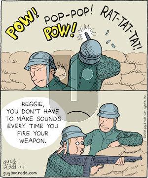 Brevity on Friday October 3, 2008 Comic Strip