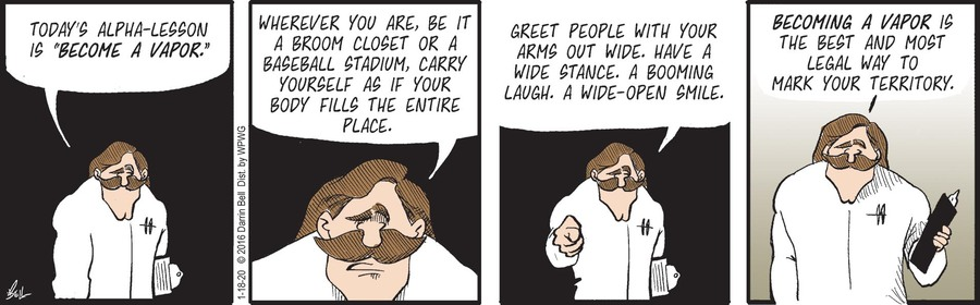 Candorville Comic Strip for January 18, 2020