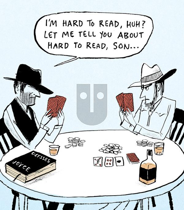 Berger & Wyse on Wednesday January 22, 2020 Comic Strip