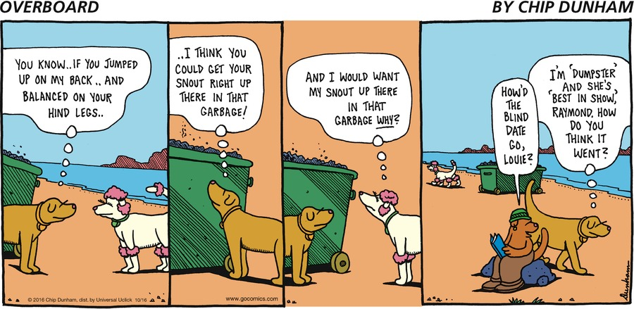 Overboard for Oct 16, 2016 Comic Strip