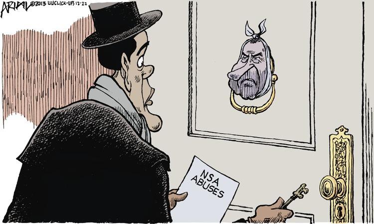 NSA Abuses