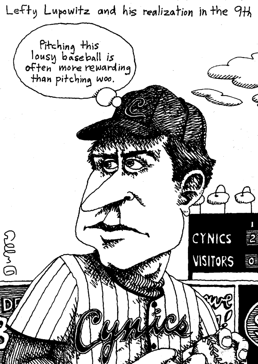 Lug Nuts by J.C. Duffy for May 03, 2019