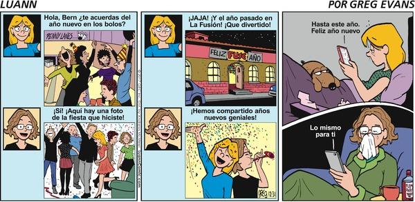 Luann en Español